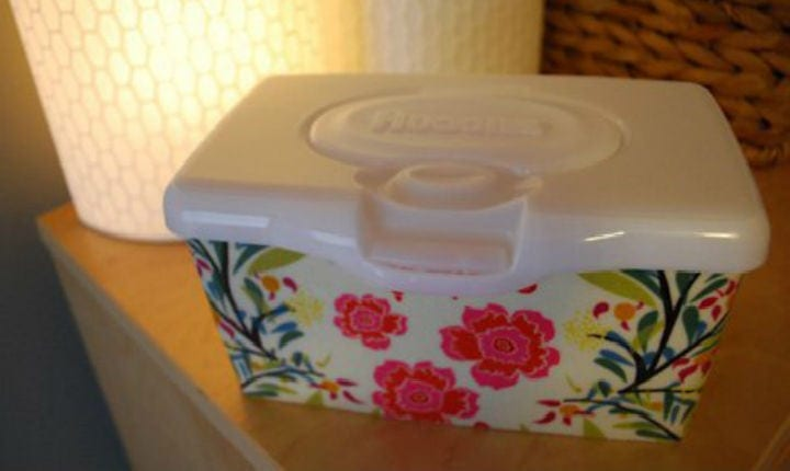 Baby Wipe Containers