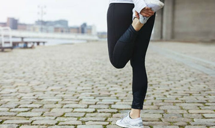 Running Regularly? It's Time To Strengthen Your Feet Using These Exercises