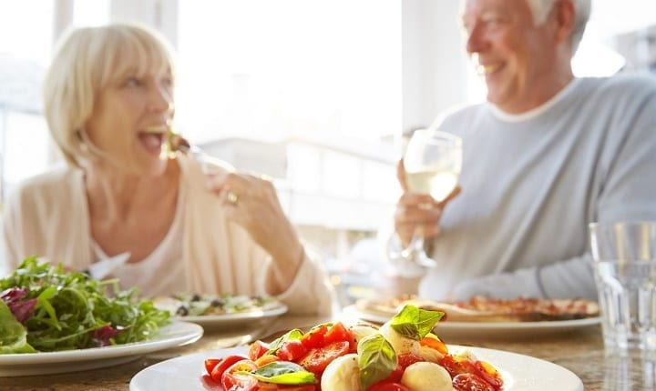 Trying To Eat Well Over 40? Try These Five Foods.