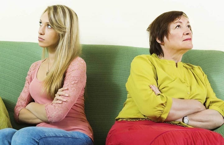 3 Simple Rules For Those With Difficult Parents