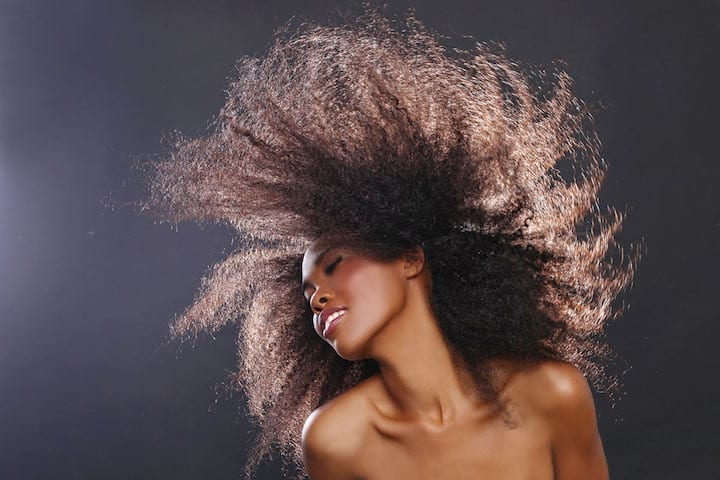 5 Common Things We Do That Destroy Our Hair
