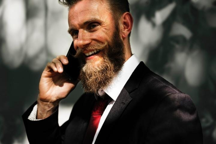 Five Best Reasons Why You Should Grow A Beard
