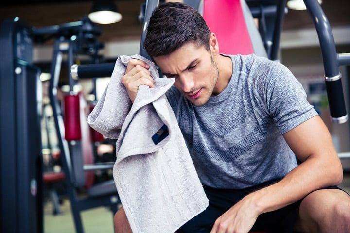 5 Skin Infections You Can Pick Up At The Gym – And How To Avoid Them