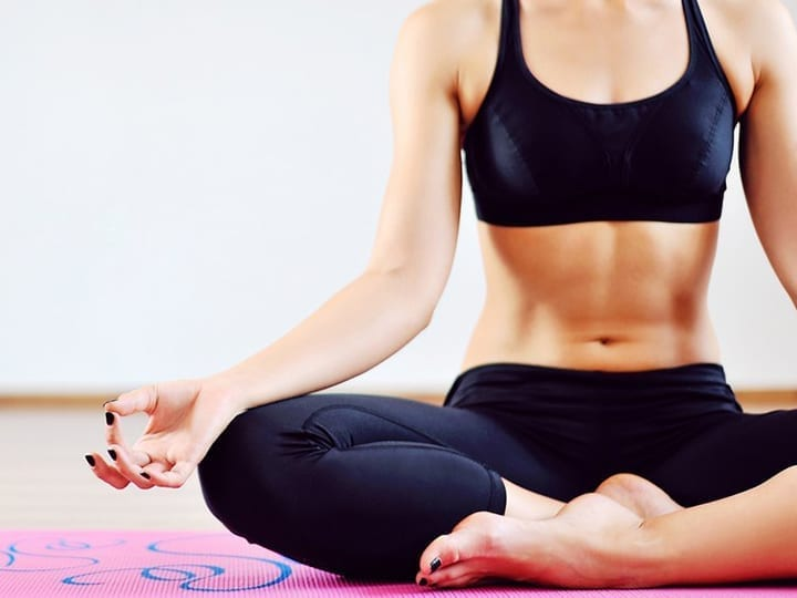 Stress relief is easy with these 5 yoga moves