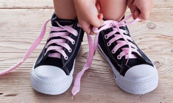 We've Been Tying Our Shoelaces Wrong All This Time