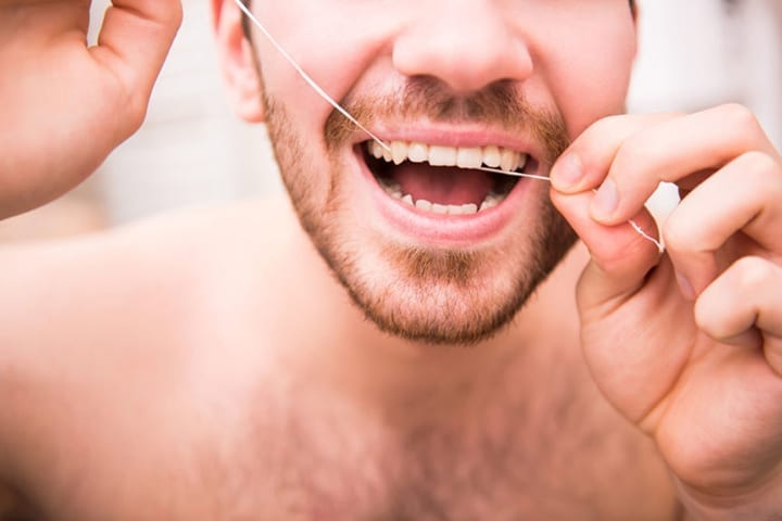 Flossing might not be as necessary as we thought
