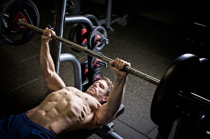 Five Ways To Build Your Chest At The Gym