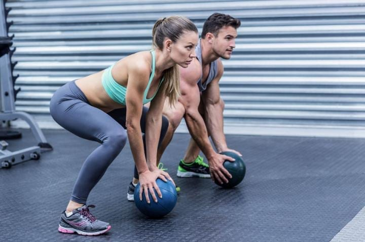 Top 8 warm-up moves to increase performance