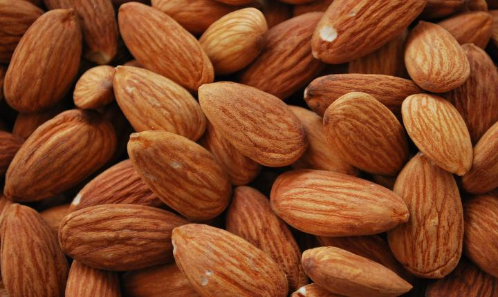 Almonds: the miracle health nut