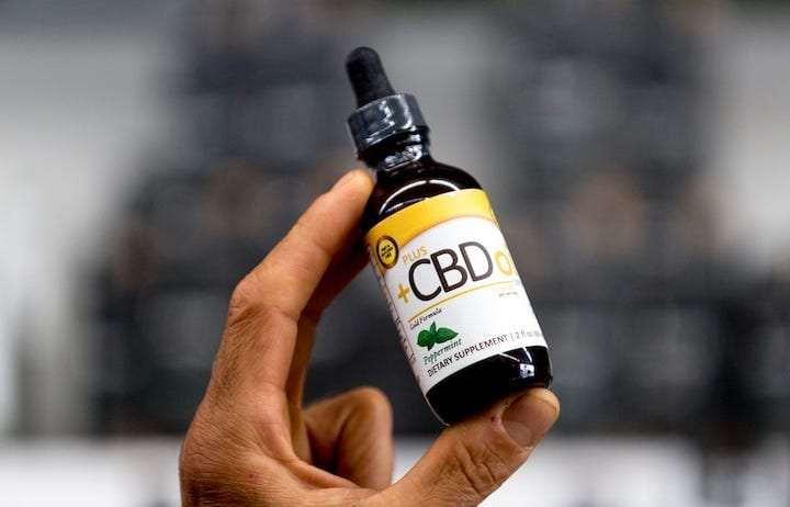 CBD: What it is and why it's absolutely everywhere