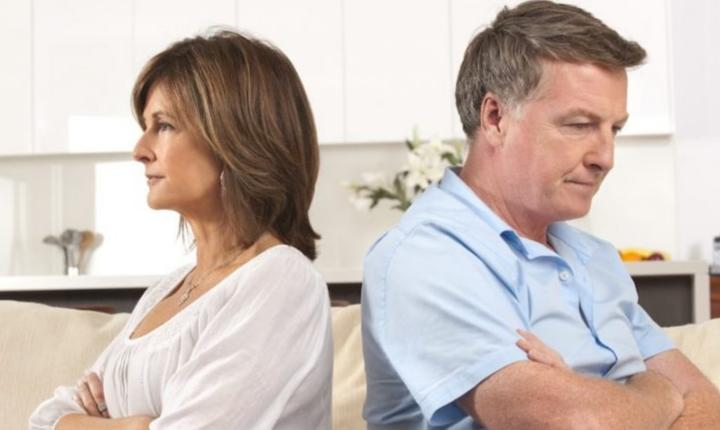 The reason why more older couples are opting for a 'gray divorce'