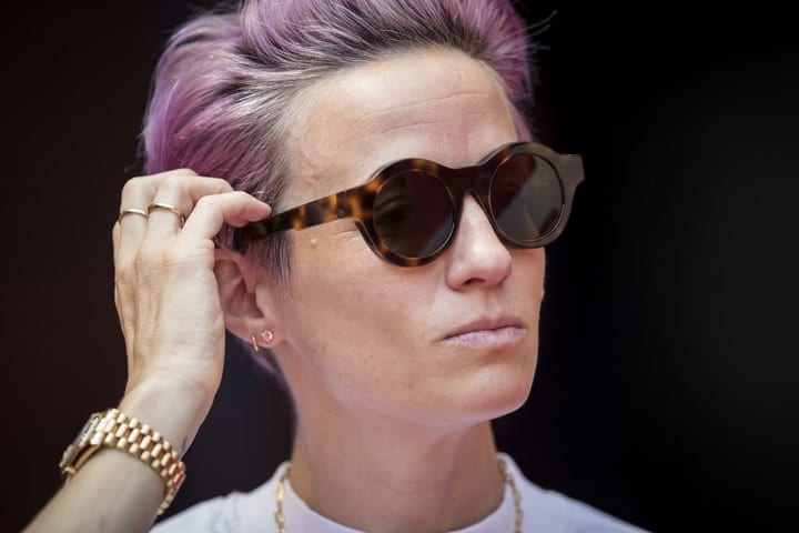 Another win for Rapinoe: Her new lifestyle brand will change the way you look at clothing