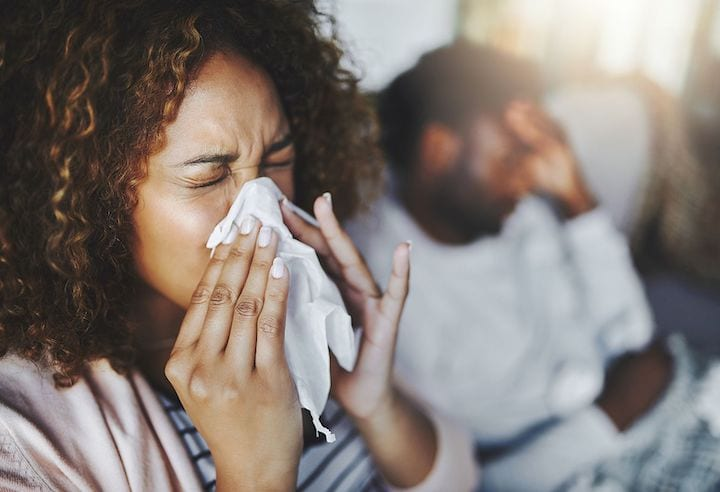 These things are actually making your allergies much worse