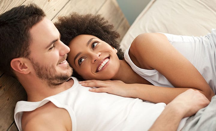 The recipe for a healthy successful relationship