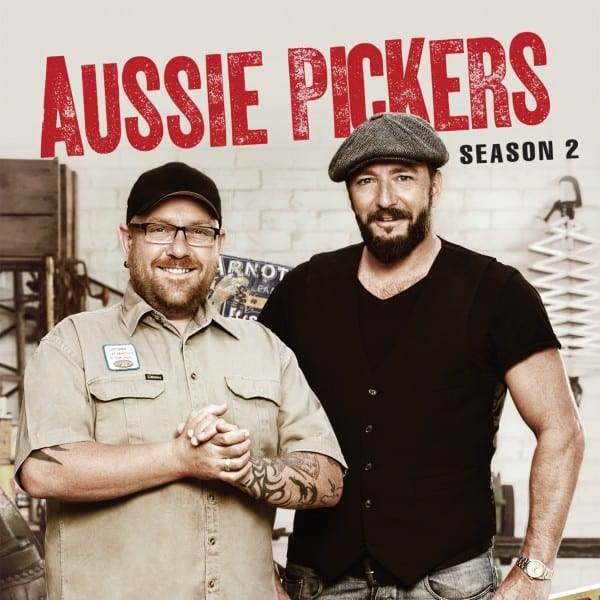 Aussie Pickers, International show, other versions