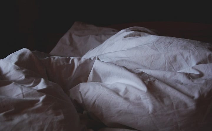 6 Hours of sleep can lead to various health issues