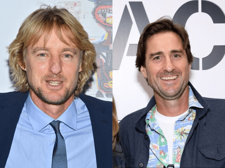 Owen Wilson and Luke Wilson