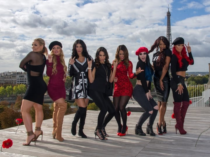Total Divas, Wrestling, fake show, reality TV