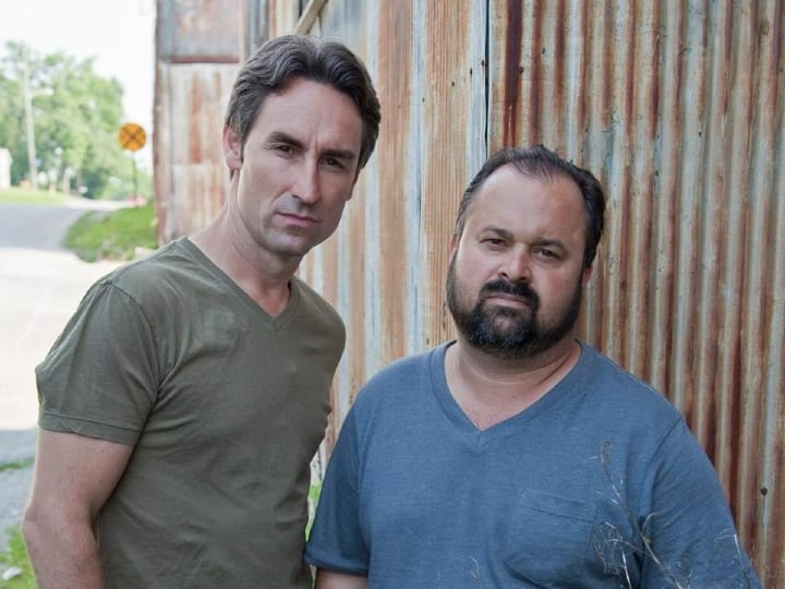 American Pickers, fake reality, reality TV shows