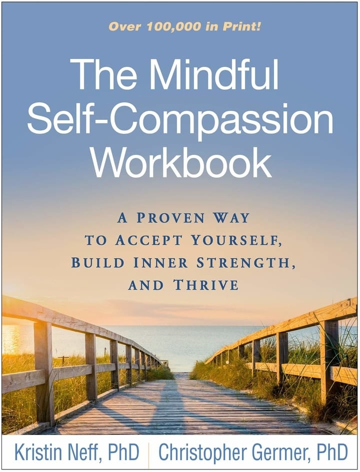 The Mindful Self-Compassion Workbook, Amazon