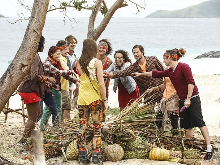 Survivor, competition, fake, reality TV shows