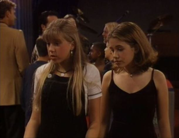 Jodie Sweetin Full House Stephanie Tanner TGIF