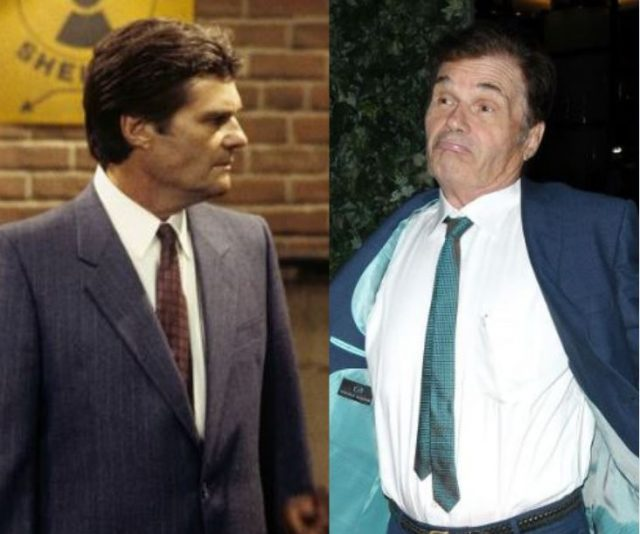 Fred Willard Vice Principle Mallard Family Matters TGIF