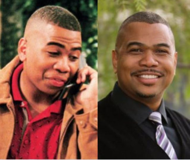 Omar Gooding Hangin' with Mr. Cooper TGIF DUI