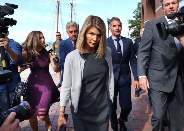Lori Loughlin Full House college admissions scandal Rebecca Donaldson TGIF