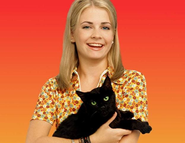 Melissa Joan Hart Sabrina the Teenage Witch TGIF