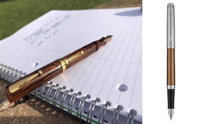 waterman fountain pen buy it for life