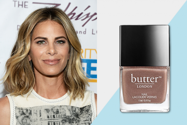 celebrity favorite products jillian michaels butter london nail lacquer
