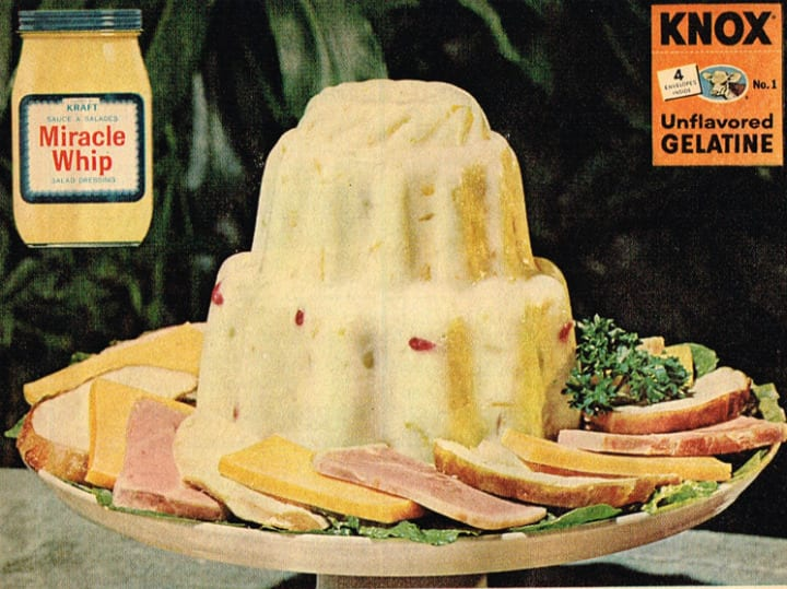 miracle whip mold