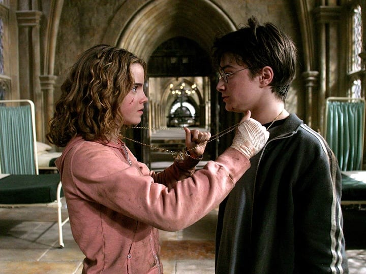 Harry Potter, Hermione, Time-turner