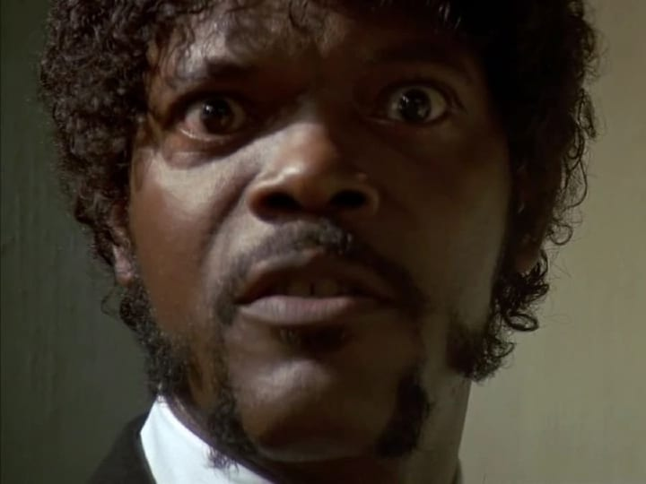 Samuel L. Jackson, won't kiss a man, actors