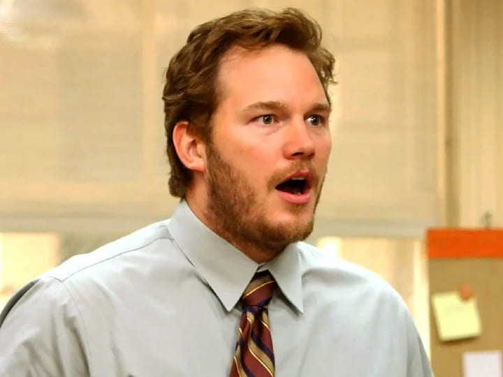 Chris Pratt, Andy Dwyer