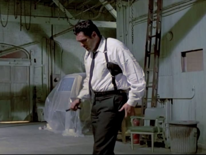 Reservoir Dogs, Michael Madsen