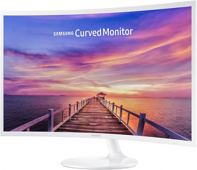Samsung 32-inch Curved LED Monitor, Amazon