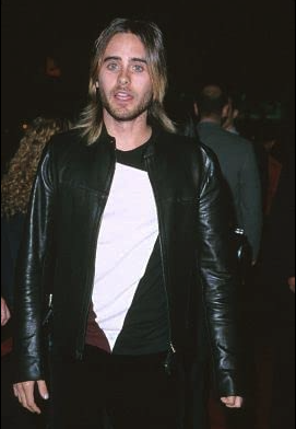 Heartthrob of the 90s, Jared Leto