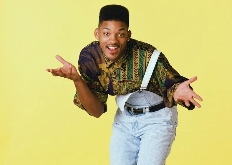 heartthrobs of the 90s, will smith, fresh prince of bel air