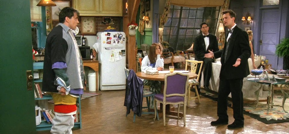 fun facts about Friends, the one where no one is ready