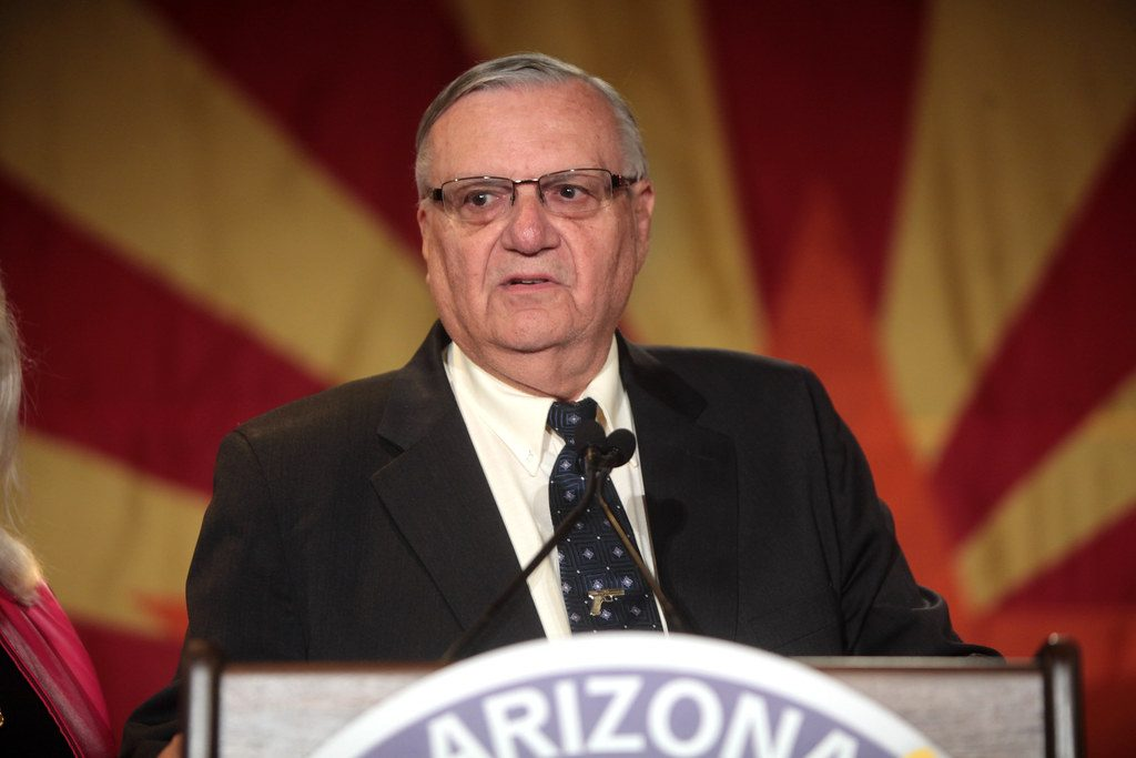 Sheriff Joe Arpaio or Maricopa County Jail, world's most bizarre prisons