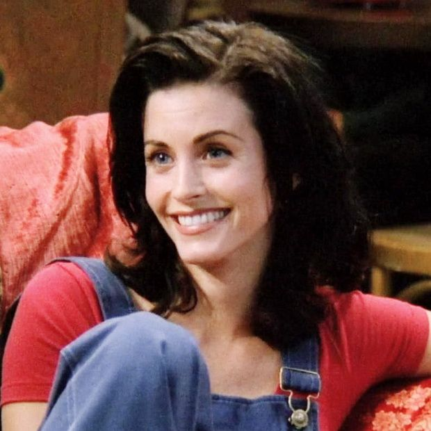 fun facts about friends courtney cox as monica
