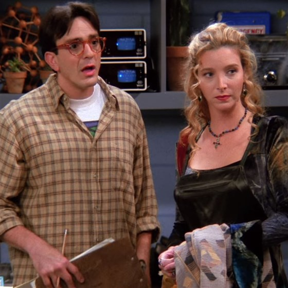 fun facts about friends, David Phoebe's love interest, auditioned for the role of Joey