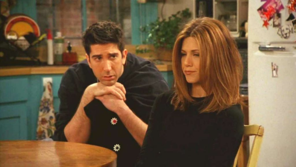 fun facts about Friends, Rossa Gellar didnt audition