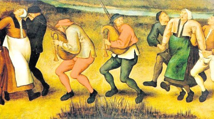 unsolved mysteries we may never get the answer to, the dancing p lague of 1518
