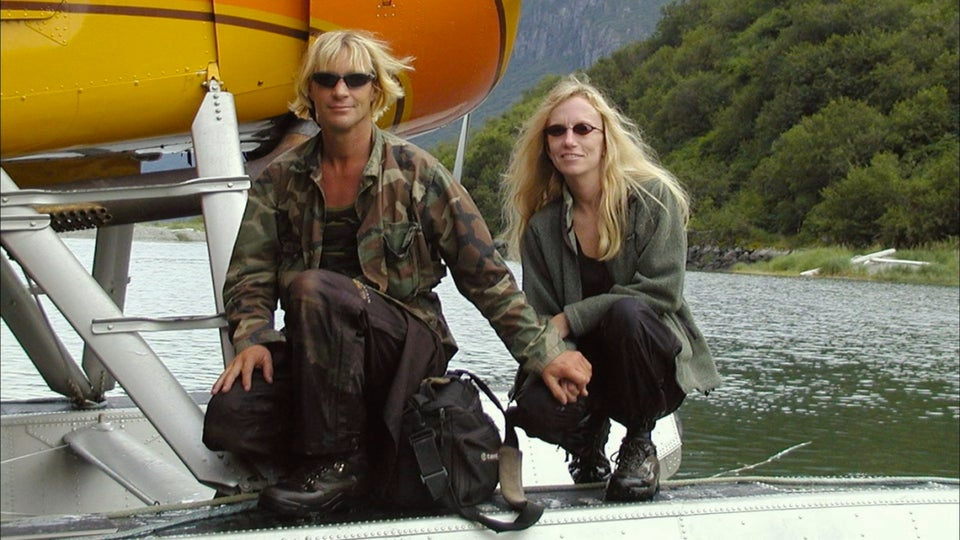 timothy treadwell and girlfriend amy