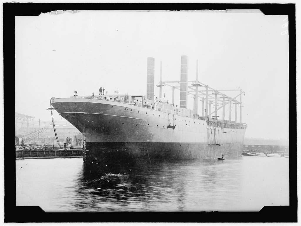 mysteries we may never get the answer to, the disapperance of the uss cyclops